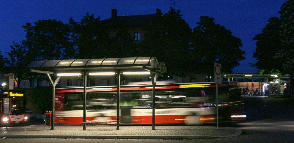 Schnellere und mehr Busse: Großer Aufwand, großer Ertrag
